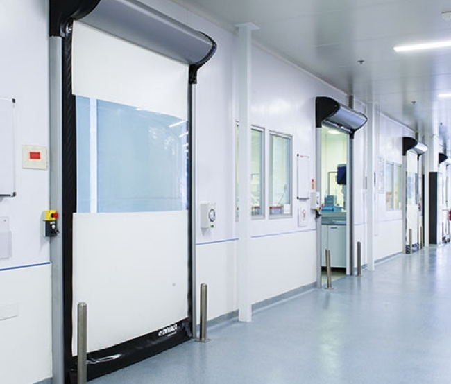 Cleanroom Amp Pharmaceutical Bk Doors High Performance Doors