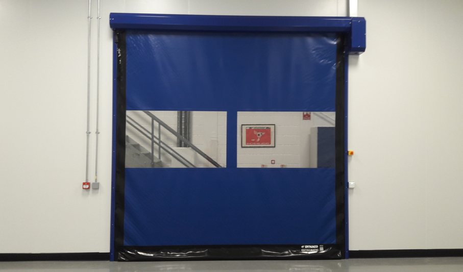 Image for Cleanroom Doors at Depuy Synthes Cork